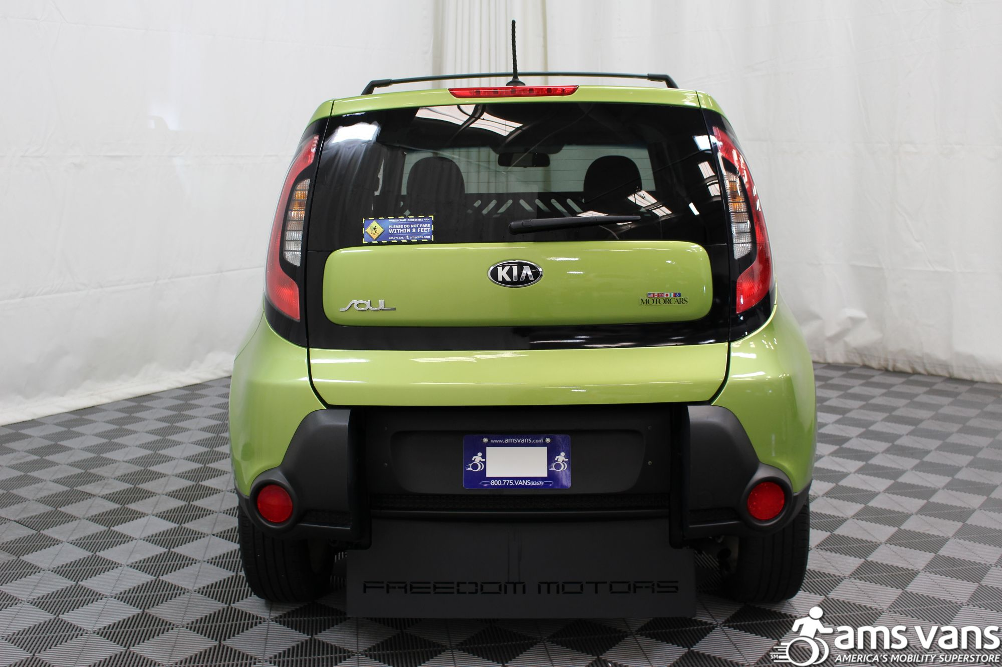 2015 Kia Soul + Wheelchair Van For Sale #10