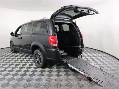 New Wheelchair Van for Sale - 2015 Dodge Grand Caravan R/T Wheelchair Accessible Van VIN: 2C4RDGEG3FR747651