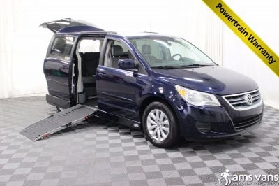 Used 2012 Volkswagen Routan SE Wheelchair Van