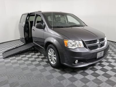 New Wheelchair Van for Sale - 2019 Dodge Grand Caravan SXT Wheelchair Accessible Van VIN: 2C4RDGCG4KR716518