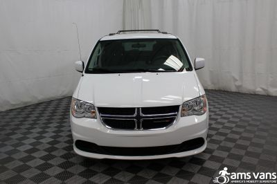 2015 Dodge Grand Caravan Wheelchair Van For Sale -- Thumb #12