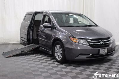 2015 Honda Odyssey Wheelchair Van For Sale