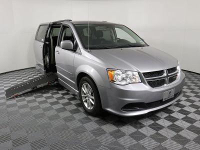 Used Wheelchair Van for Sale - 2016 Dodge Grand Caravan SXT Wheelchair Accessible Van VIN: 2C4RDGCG8GR325850