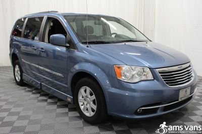 2012 Chrysler Town and Country Wheelchair Van For Sale -- Thumb #11