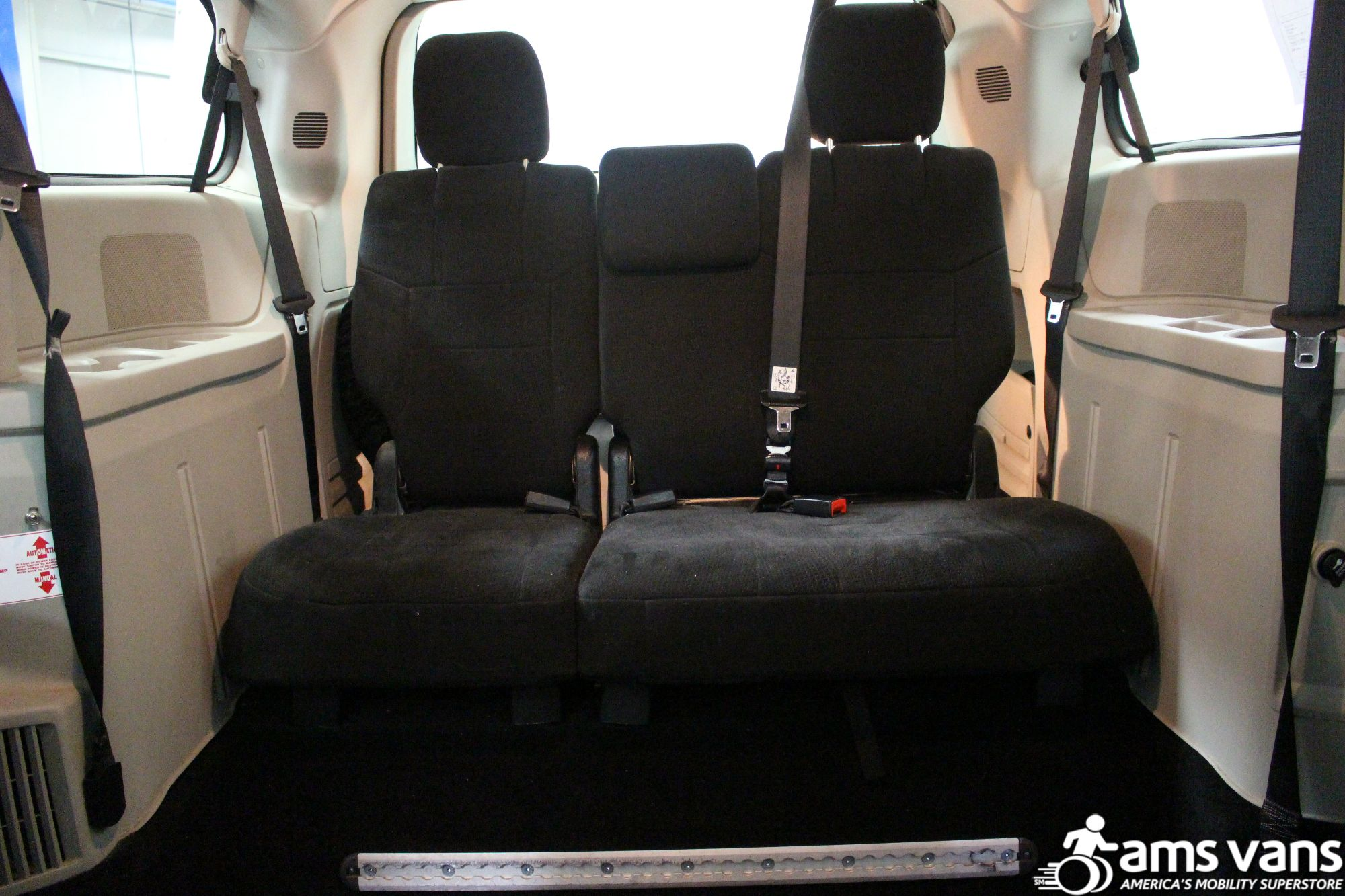 2011 Dodge Grand Caravan Mainstreet Wheelchair Van For Sale #15