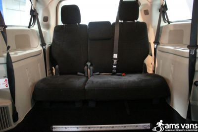 2011 Dodge Grand Caravan Wheelchair Van For Sale -- Thumb #15