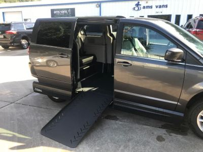 New Wheelchair Van for Sale - 2019 Dodge Grand Caravan SXT Wheelchair Accessible Van VIN: 2C4RDGCG3KR618998