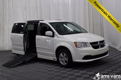 2012 Dodge Grand Caravan Wheelchair Van For Sale -- Thumb #1