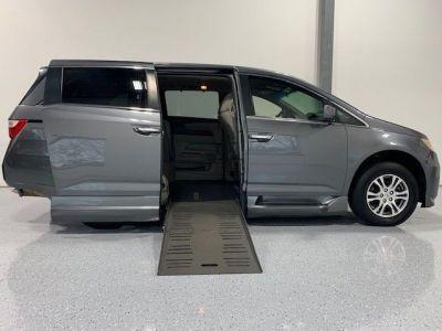 Used Wheelchair Van for Sale - 2011 Honda Odyssey EX Wheelchair Accessible Van VIN: 5FNRL5H47BB090836