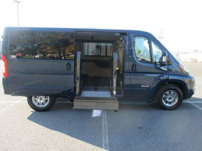 Blue Ram ProMaster Cargo image number 10
