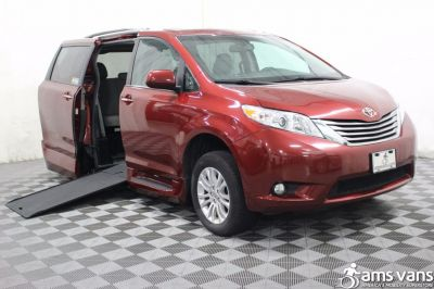 Used 2016 Toyota Sienna XLE Wheelchair Van