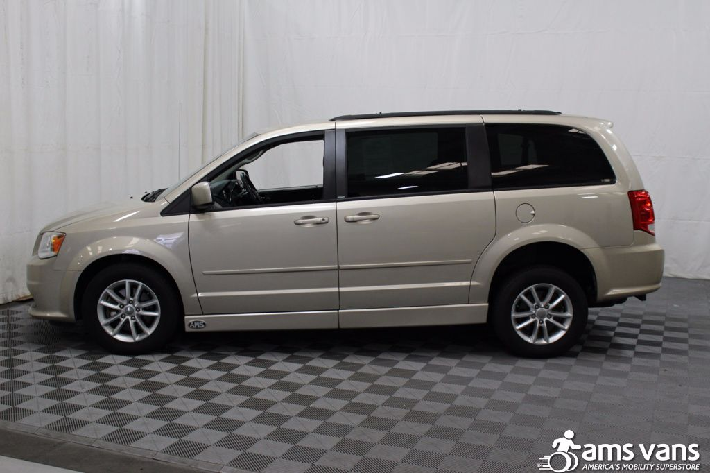 2013 Dodge Grand Caravan SXT Wheelchair Van For Sale #14