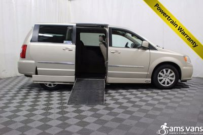 Used 2014 Chrysler Town & Country Touring Wheelchair Van