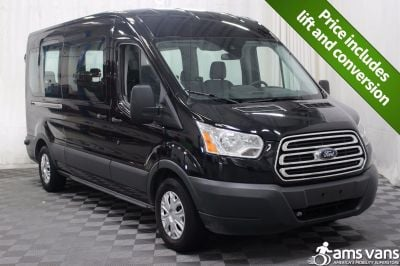 2016 Ford Transit Wagon 15 Wheelchair Van For Sale