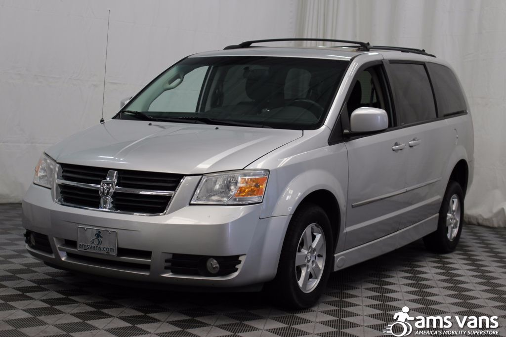 2010 Dodge Grand Caravan SXT Wheelchair Van For Sale #13