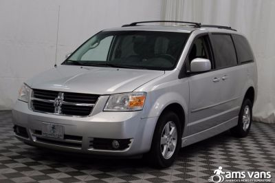 2010 Dodge Grand Caravan Wheelchair Van For Sale -- Thumb #13