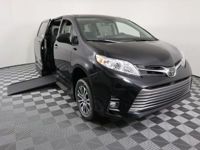 New Wheelchair Van for Sale - 2020 Toyota Sienna XLE Wheelchair Accessible Van VIN: 5TDYZ3DC7LS021945