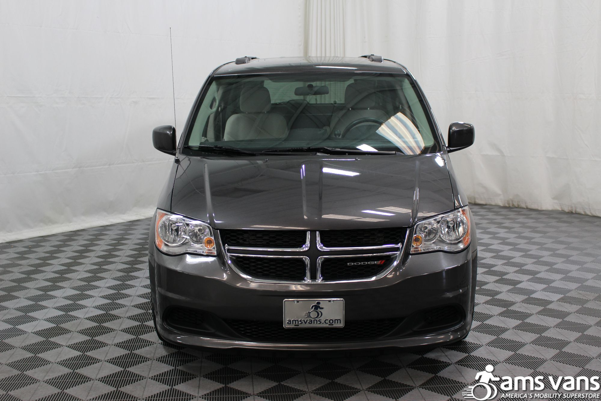 2015 Dodge Grand Caravan SXT Wheelchair Van For Sale #16
