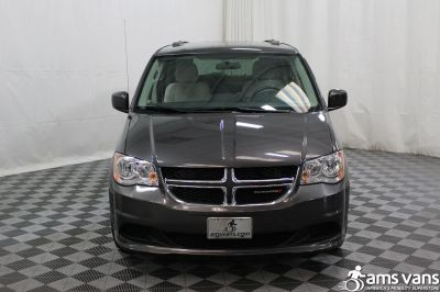 2015 Dodge Grand Caravan Wheelchair Van For Sale -- Thumb #16