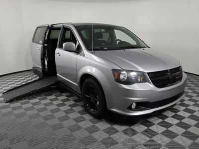 New Wheelchair Van for Sale - 2019 Dodge Grand Caravan SE PLUS Wheelchair Accessible Van VIN: 2C7WDGBG9KR784384
