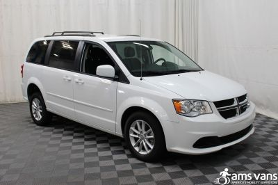 2015 Dodge Grand Caravan Wheelchair Van For Sale -- Thumb #5