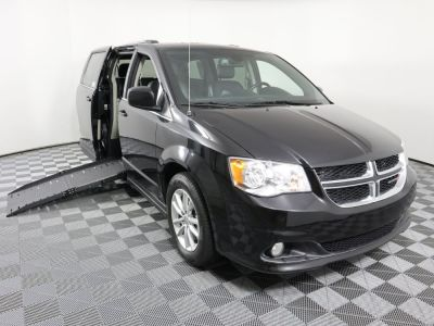 Used Wheelchair Van for Sale - 2018 Dodge Grand Caravan SXT Wheelchair Accessible Van VIN: 2C4RDGCG9JR359500
