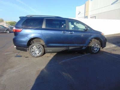New Wheelchair Van for Sale - 2019 Toyota Sienna XLE Wheelchair Accessible Van VIN: 5TDYZ3DC3KS999230