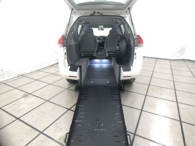 Used Wheelchair Van for Sale - 2014 Toyota Sienna L Wheelchair Accessible Van VIN: 5TDZK3DC3ES478814