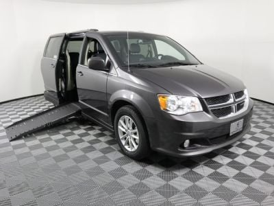 New Wheelchair Van for Sale - 2019 Dodge Grand Caravan SXT Wheelchair Accessible Van VIN: 2C4RDGCG3KR725940