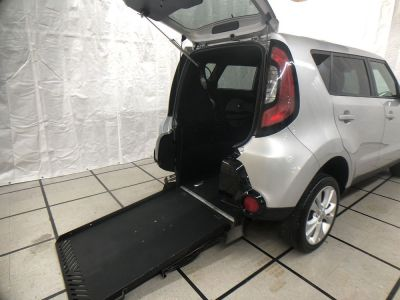 Used Wheelchair Van for Sale - 2016 Kia Soul Plus Wheelchair Accessible Van VIN: KNDJP3A52G7818147