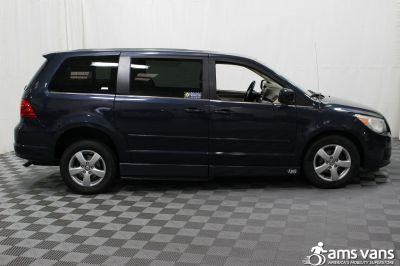 2009 Volkswagen Routan Wheelchair Van For Sale -- Thumb #12