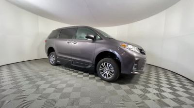 New Wheelchair Van for Sale - 2020 Toyota Sienna XLE NAV Wheelchair Accessible Van VIN: 5TDYZ3DC3LS088090
