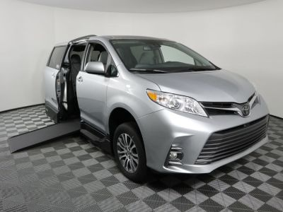 New Wheelchair Van for Sale - 2020 Toyota Sienna XLE NAV Wheelchair Accessible Van VIN: 5TDYZ3DC7LS084706