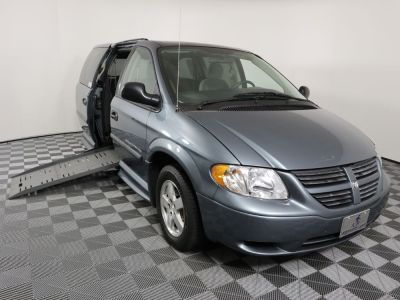 Used Wheelchair Van for Sale - 2006 Dodge Grand Caravan SE Wheelchair Accessible Van VIN: 1D4GP24R46B635754