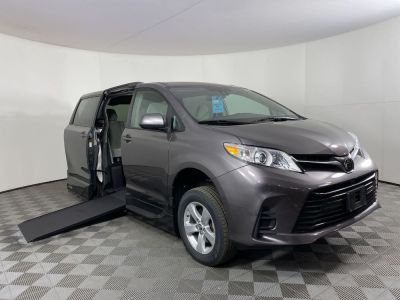 New Wheelchair Van for Sale - 2019 Toyota Sienna LE Standard Wheelchair Accessible Van VIN: 5TDKZ3DC9KS002785