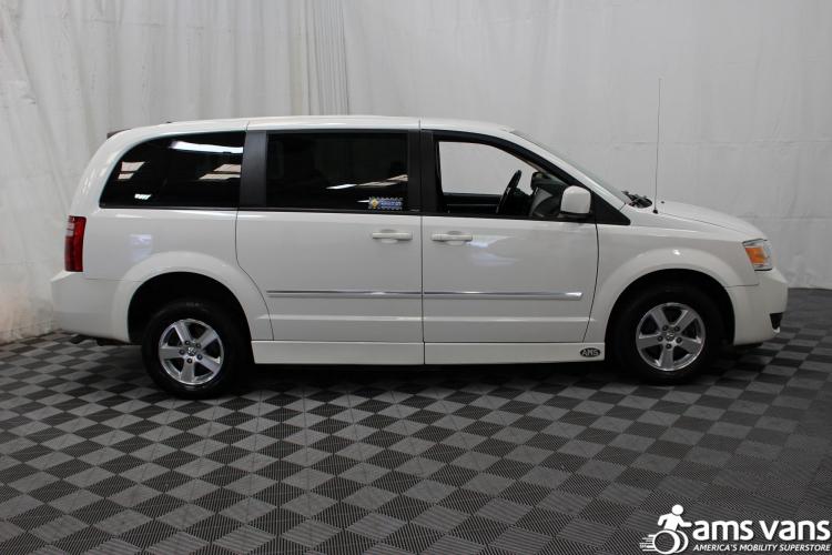 2008 Dodge Grand Caravan SXT Wheelchair Van For Sale #14