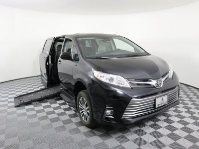 New Wheelchair Van for Sale - 2019 Toyota Sienna XLE Wheelchair Accessible Van VIN: 5TDYZ3DC8KS002528