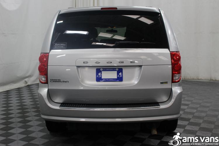 2011 Dodge Grand Caravan Mainstreet Wheelchair Van For Sale #10