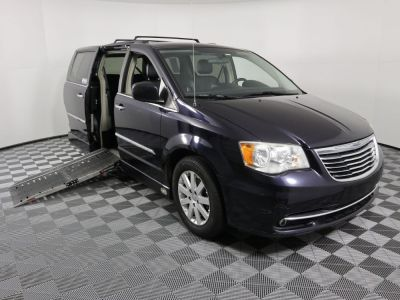 Used Wheelchair Van for Sale - 2011 Chrysler Town & Country Touring-L Wheelchair Accessible Van VIN: 2A4RR8DG4BR616841