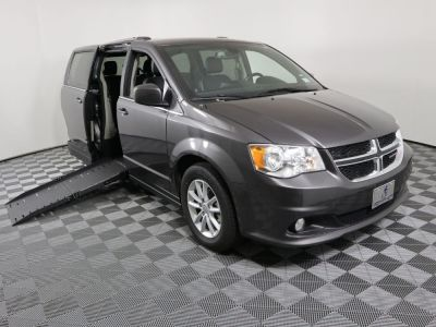 New Wheelchair Van for Sale - 2019 Dodge Grand Caravan SXT Wheelchair Accessible Van VIN: 2C4RDGCGXKR718273