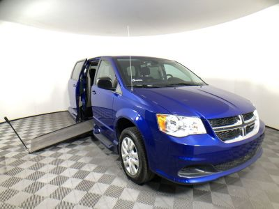 Used Wheelchair Van for Sale - 2019 Dodge Grand Caravan SE Wheelchair Accessible Van VIN: 2C4RDGBG6KR624148