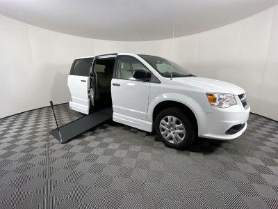 Handicap Van for Sale - 2019 Dodge Grand Caravan SE GOV-SE Wheelchair Accessible Van VIN: 2C7WDGBG5KR784415