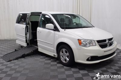 Used 2012 Dodge Grand Caravan Crew Wheelchair Van