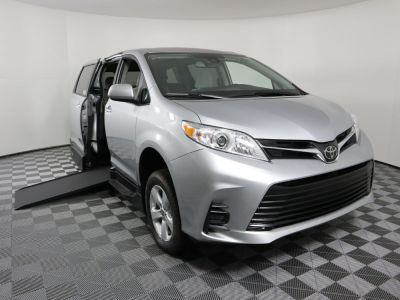 New Wheelchair Van for Sale - 2020 Toyota Sienna LE Wheelchair Accessible Van VIN: 5TDKZ3DC6LS080913
