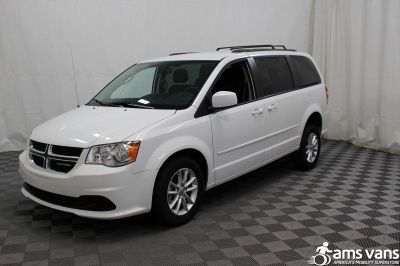 2015 Dodge Grand Caravan Wheelchair Van For Sale -- Thumb #11