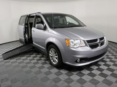 New Wheelchair Van for Sale - 2019 Dodge Grand Caravan SXT Wheelchair Accessible Van VIN: 2C4RDGCG5KR621188