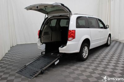 2016 Dodge Grand Caravan Wheelchair Van For Sale -- Thumb #1