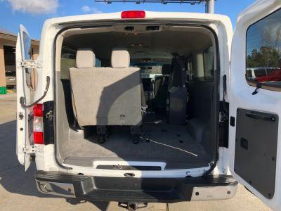 WHITE Nissan NV Passenger image number 19