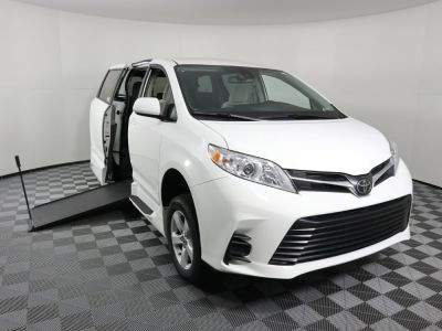 New Wheelchair Van for Sale - 2020 Toyota Sienna LE Standard Wheelchair Accessible Van VIN: 5TDKZ3DC9LS055875