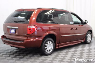 2007 Chrysler Town and Country Wheelchair Van For Sale -- Thumb #11